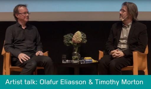 talking Reality Machines w/ Tim Morton & O. Eliasson