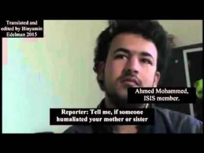 Video: Interview with ISIL members captured by YPG