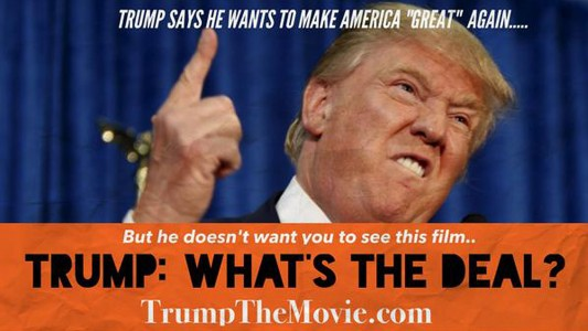 The Documentary Trump Doesn't Want You To See  – Trailer